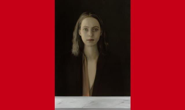 Patricija Jurkšaitytė -from the series 'National Portrait Gallery', 2015–2017