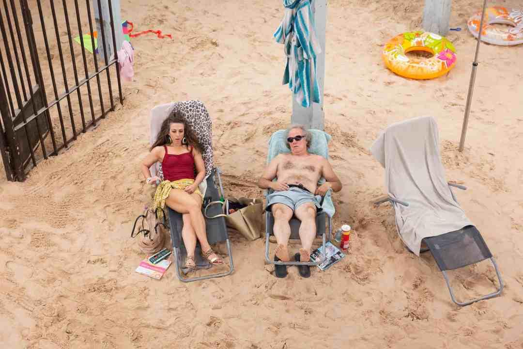 Sun & Sea (Marina), opera-performance by Rugile Barzdziukaite, Vaiva Grainyte, Lina Lapelyte at Biennale Arte 2019, Venice © Andrej Vasilenko