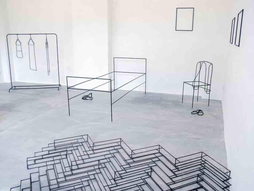 Anya Zholud - Spazio Personale, Galleria Nina Lumer, Milano, 2011