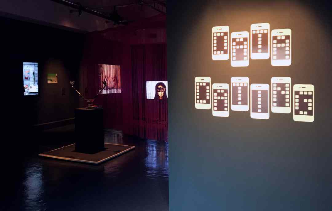 Data Dating, Watermans Art Center, 2020, exhibition.