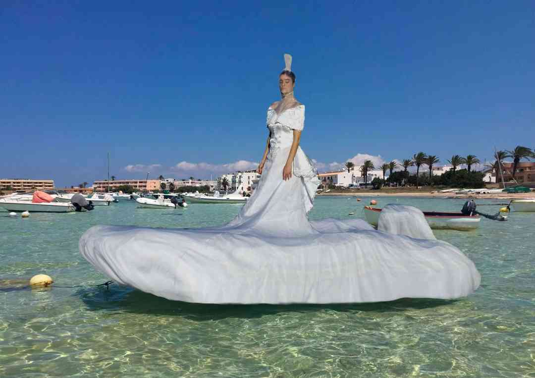 ©®38191613162016135195209451435, Bridal (Zodiac Dress), 2018.