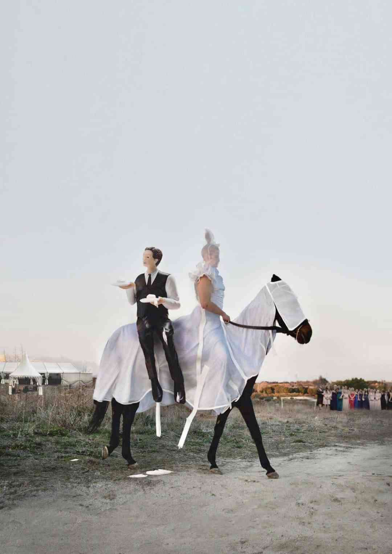 ©®38191613162016135195209451435, Bridal (Equino Dress), 2018.