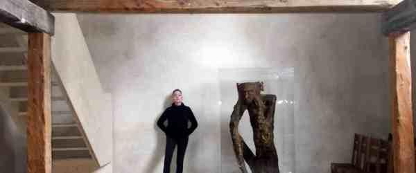 Sylwia Gorak at Susch Muzeum, art residency