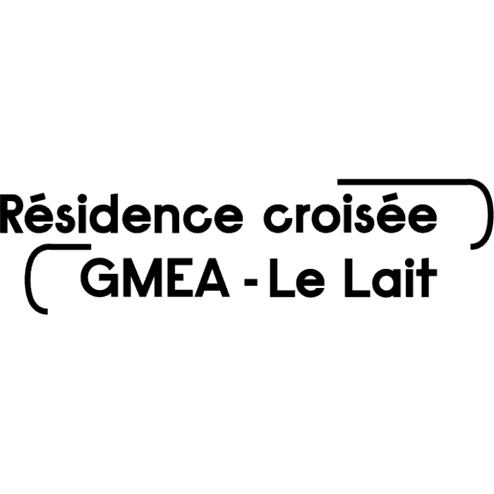 Combined residency at GMEALe Lait art centre