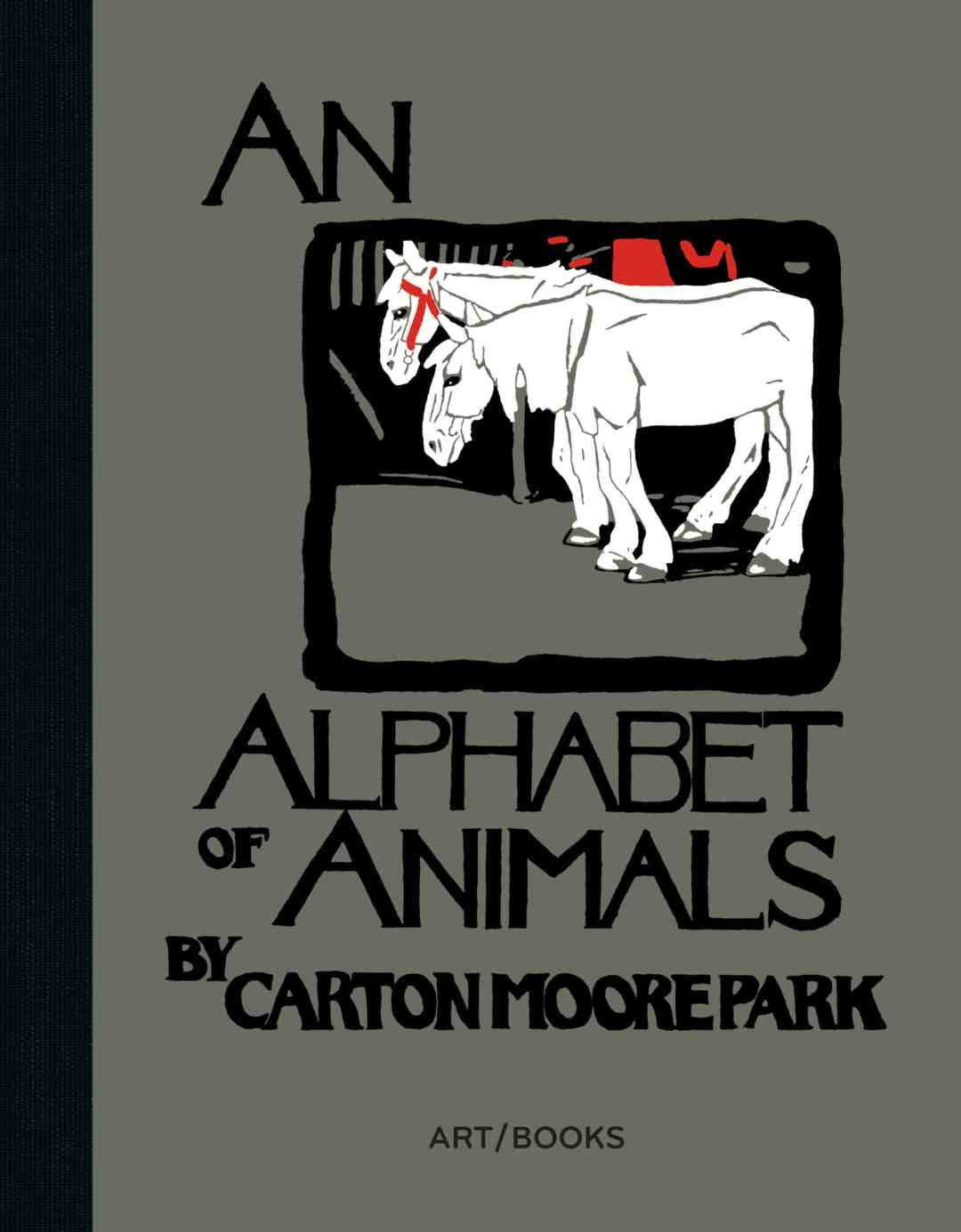 An Alphabet of Animals, Carton Moore Park, Art / Books