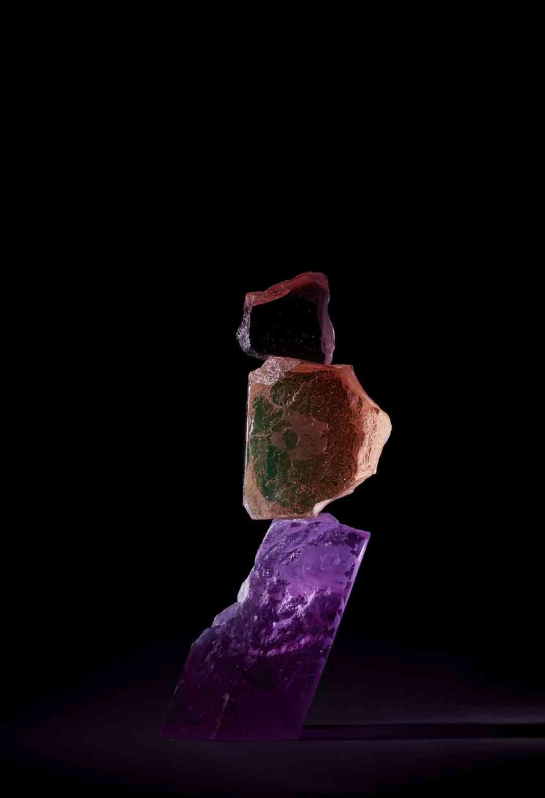 Dawn Bendick, Time Rocks, Kleureyck - Van Eyck's Colours in Design, the Design Museum, Ghent.