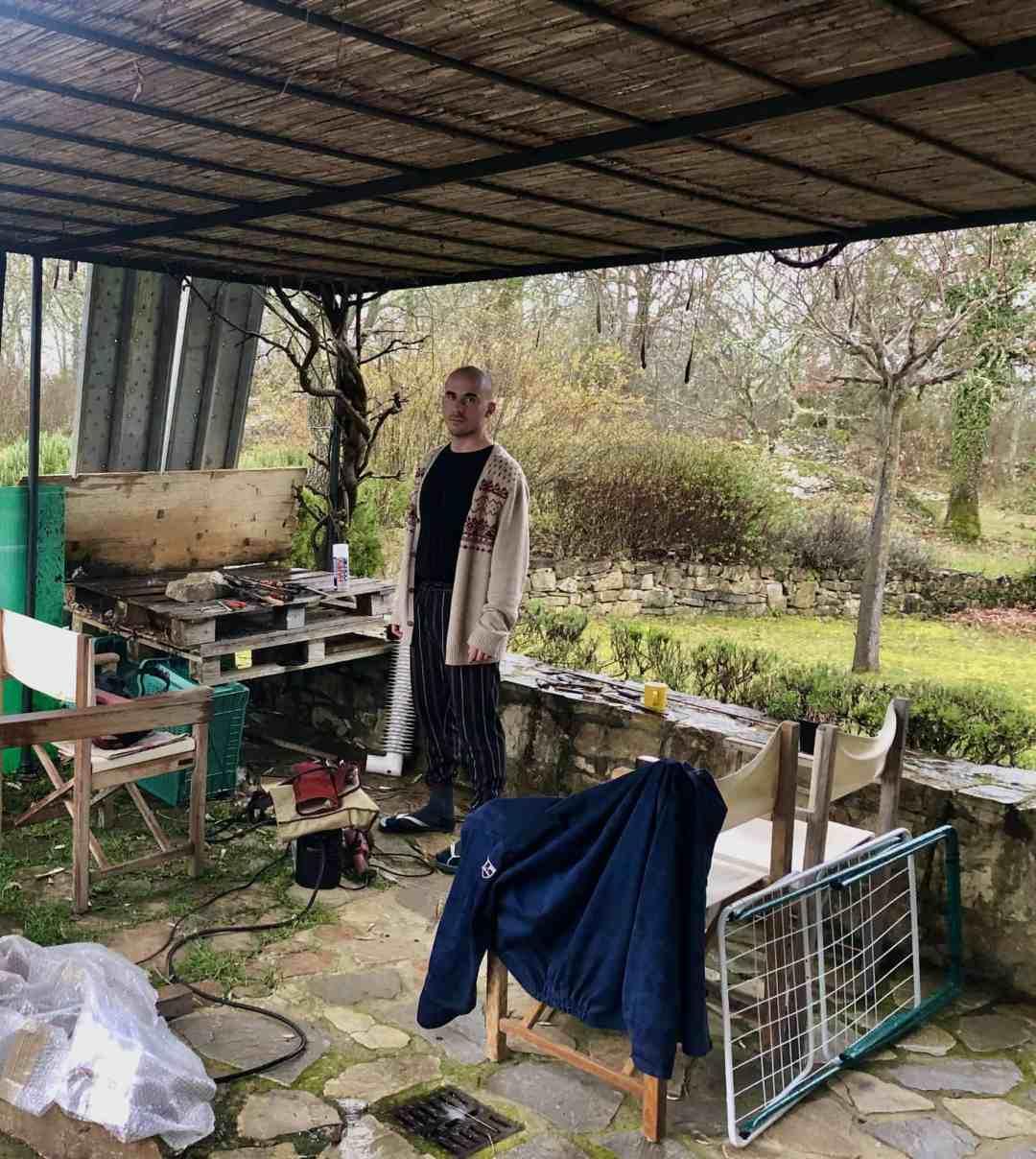 Mateusz Choróbski art residency tuscany