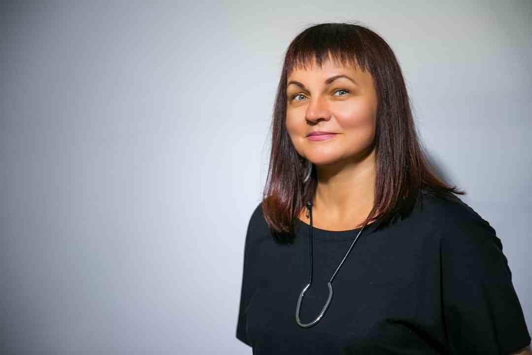 Nataliia Ivanova, courtesy of the curator