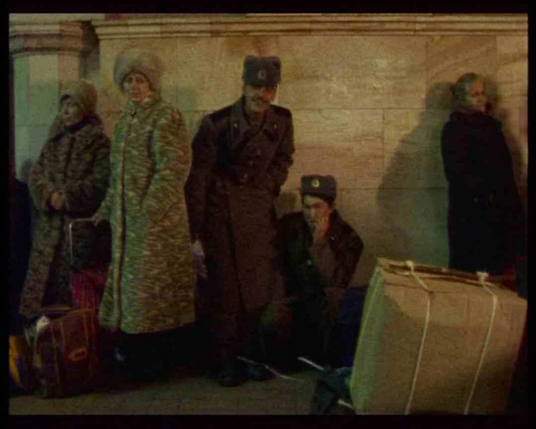 """Chantal Akerman, """"Dest au bord de la Fiction"""", 1995"""