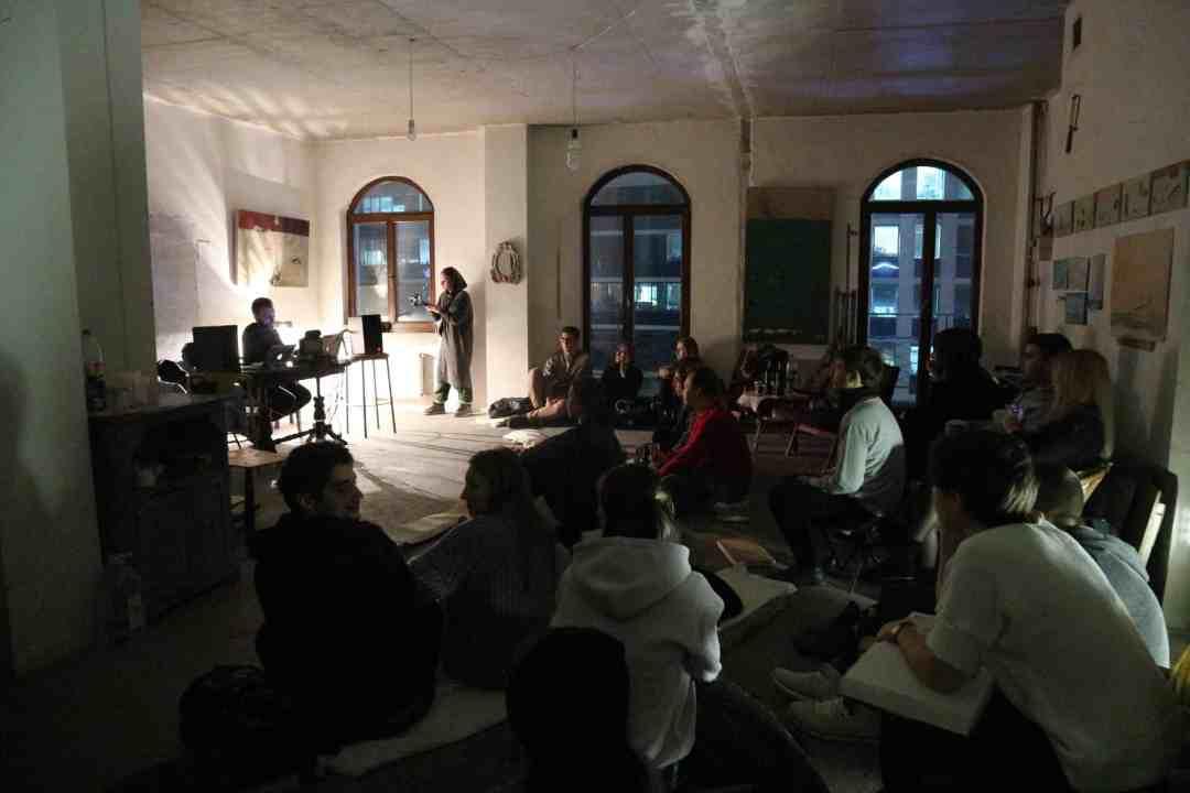 Noch Artist-run Space, Odessa (1)