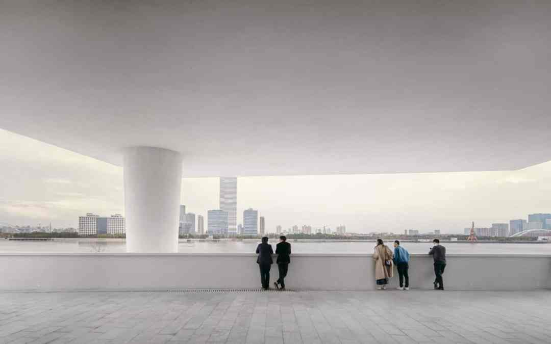 West Bund Museum, Shanghai, China, Source: David Chipperfield Architects