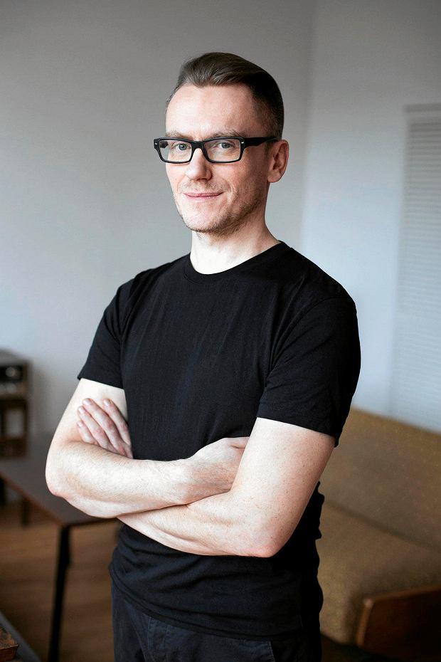 Łukasz Ronduda, photo Maciej Landsberg