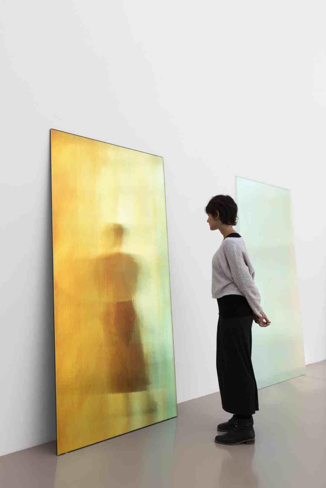 Ann Veronica Janssens, HOT PINK TURQUOISE, Louisiana Museum of Modern Art