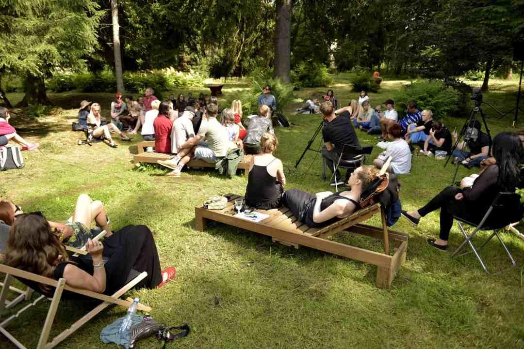 The International Festival of Ephemeral Arts CONTEXTS, Sokołowsko, 23-26 July 2020.