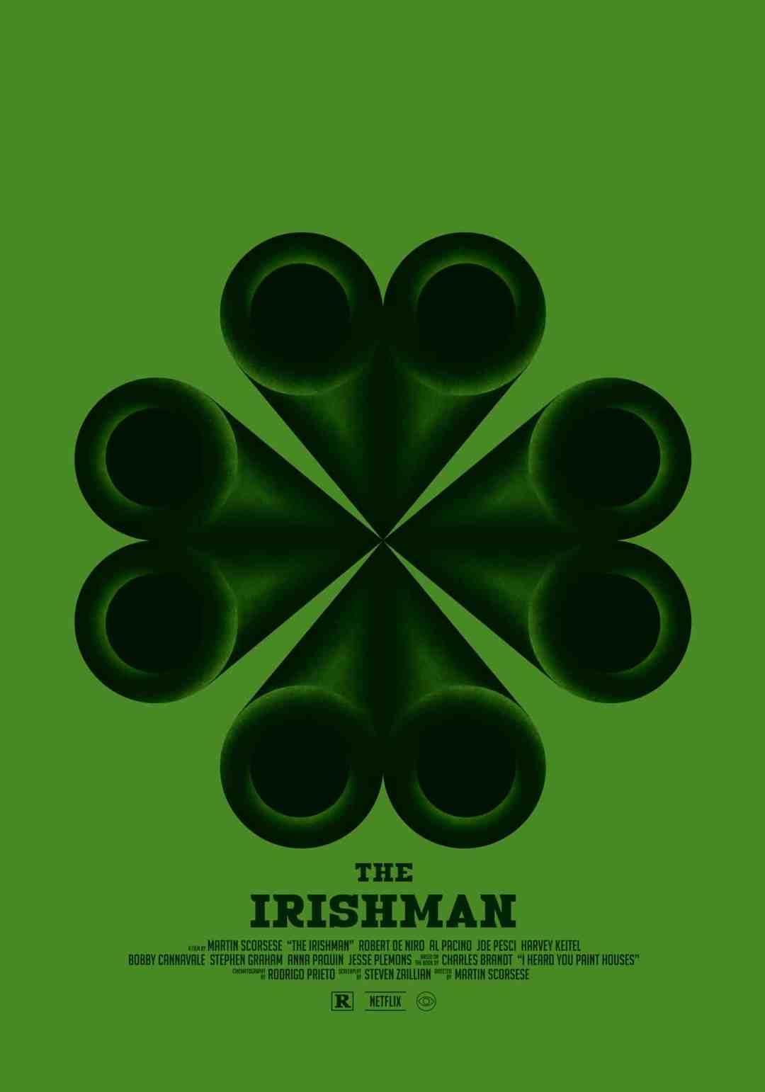 """The Irishman"" (dir. by Martin Scorsese), Plakiat"