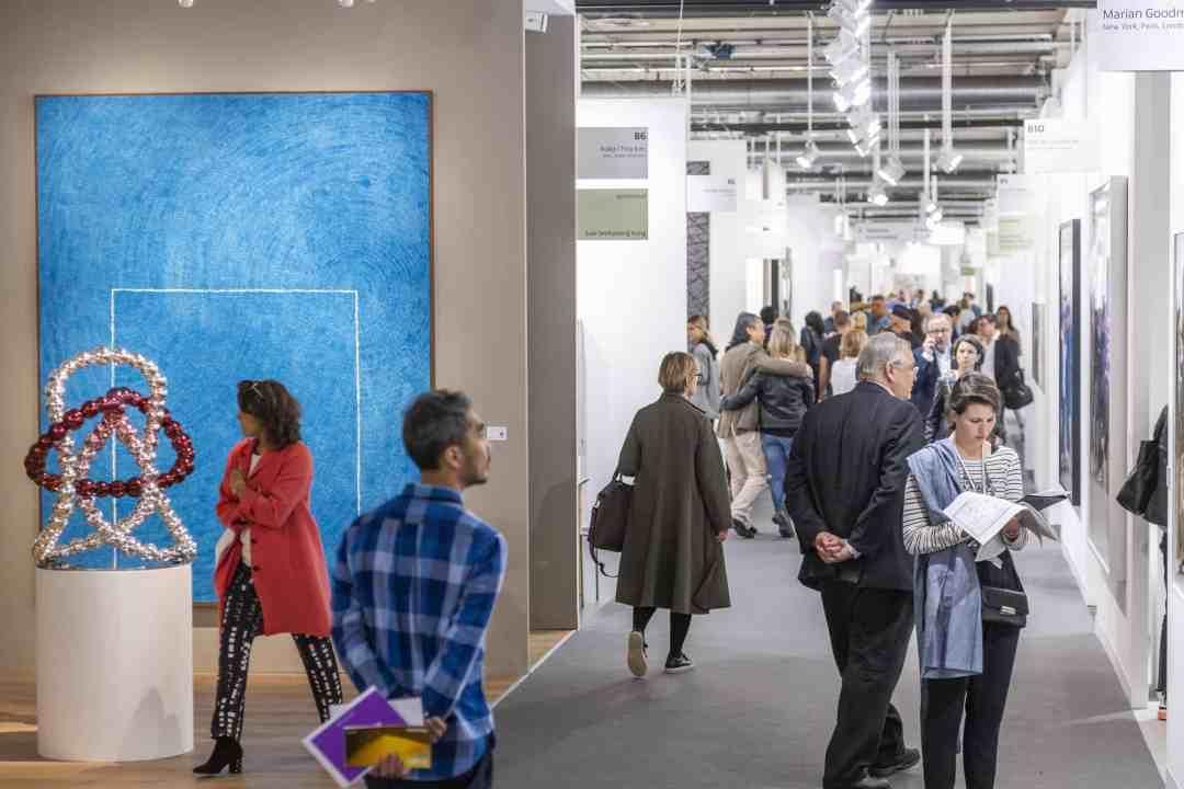 Art Basel 2019, Image Courtesy: Art Basel