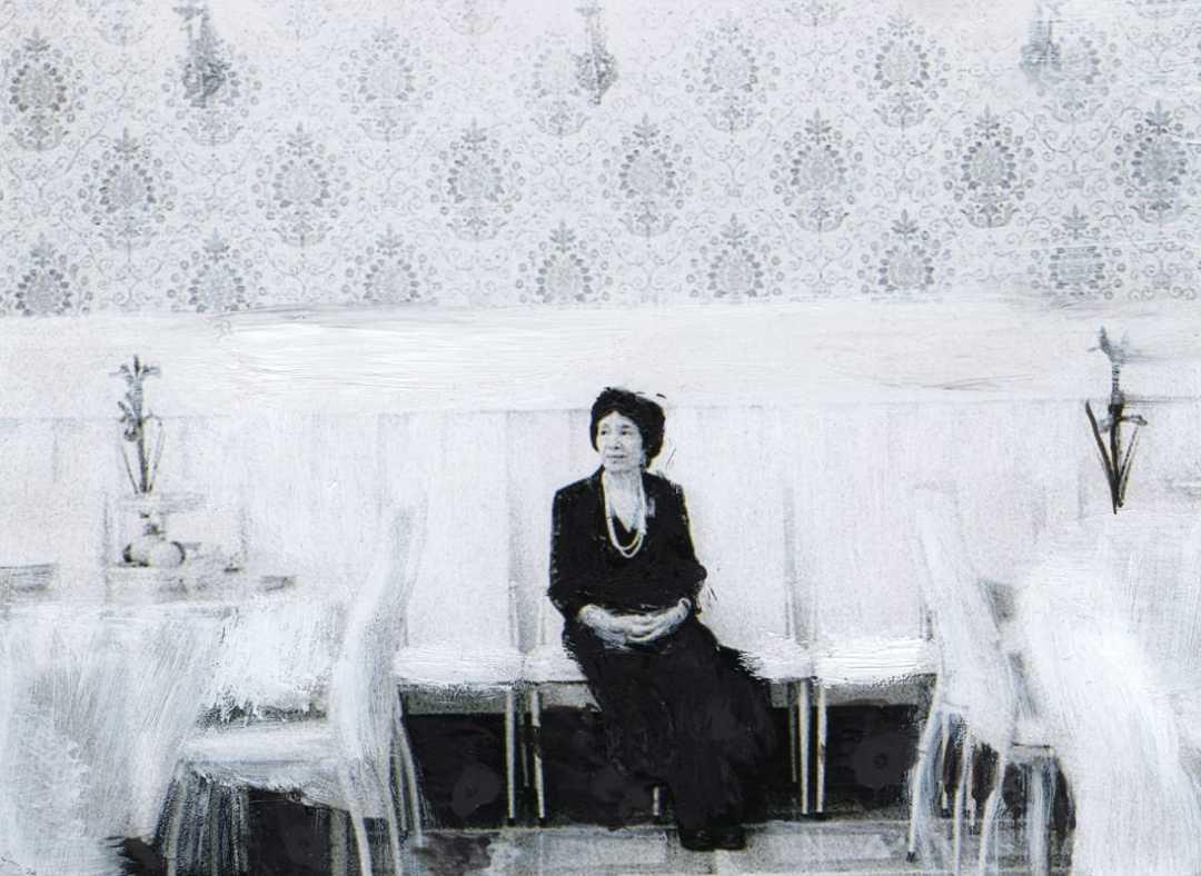 "Parisa Aminolahi ""Tehran Diary"""