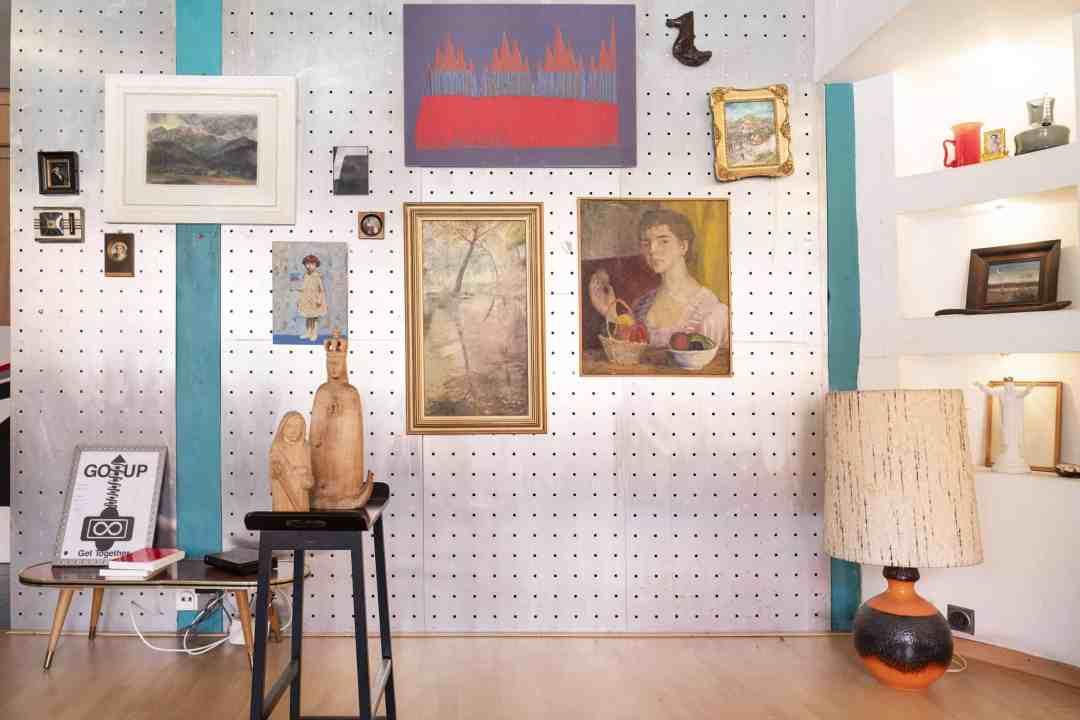 Art Studio of Paulina Tyro-Niezgoda, photo by Michał Korta