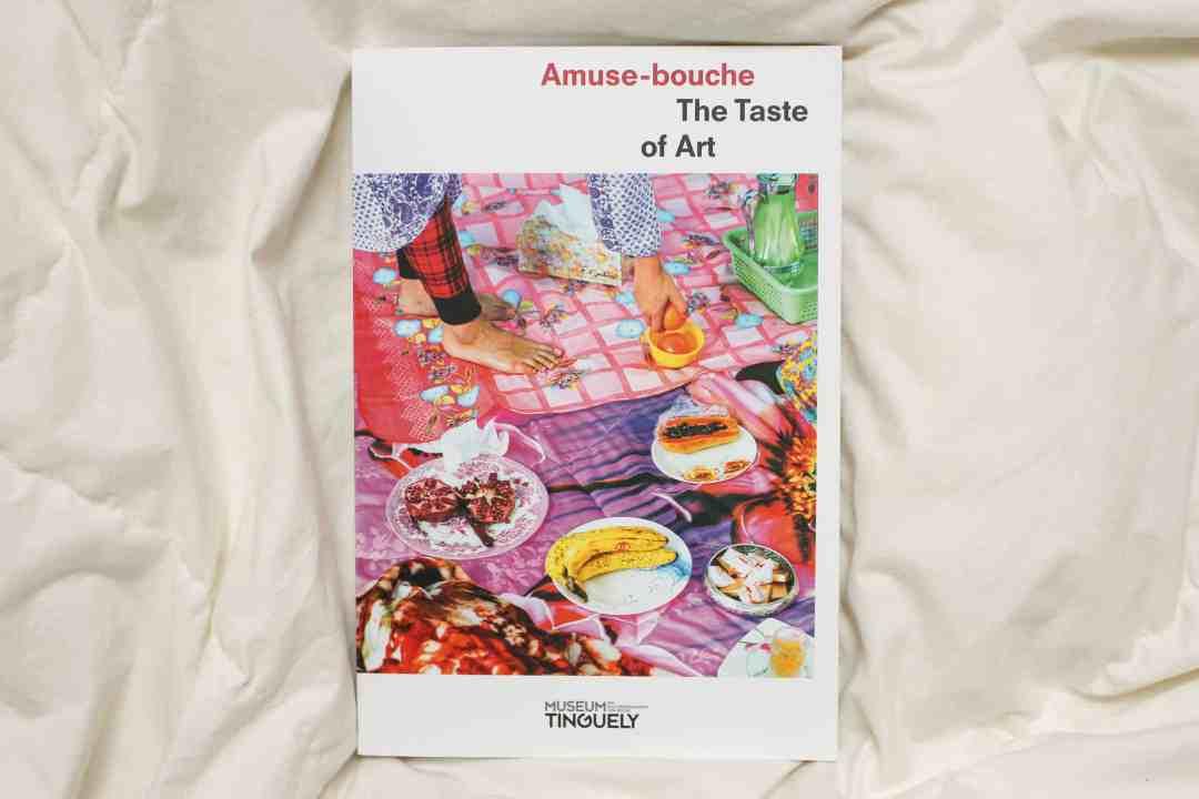 Amuse-bouche. The Taste of Art