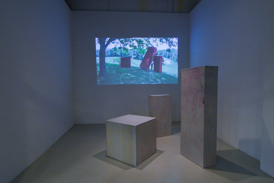 Cuboids, Wojciech Gilewicz, Installation View, Wojciech Gilewicz, Cuboids 23 October - 29 November 2015, Cuchifritos Gallery, New York.