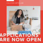 Opportunities: Fellowship Halcyon Arts Lab (Washington, DC) Deadline – April 08, 2020 at 5 PM EST