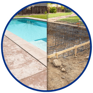 New pool builds
