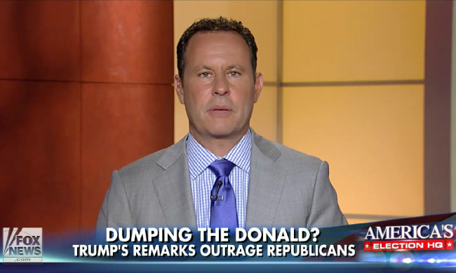 Spin City: 'Fox & Friends' Hosts Commit Most Of Monday's Show To Defending Donald Trump