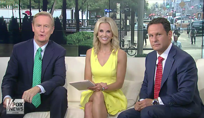 "Fox Hosts Go Gaga Over Donald Trump's ""Remarkable Political Document"" On Immigration"