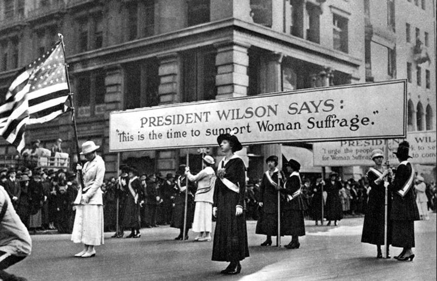 "Women's Equality Day: Welcome To The ""New Normal"" Of The Voting Public"