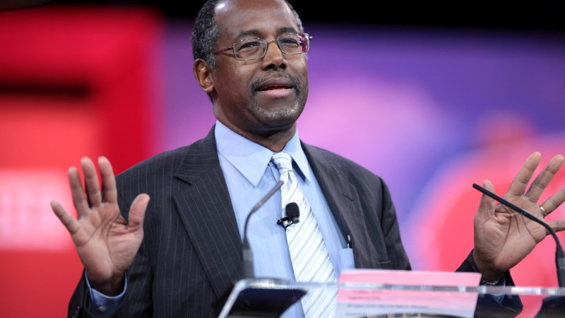 Ben Carson And The Alan Keyes Cautionary Tale