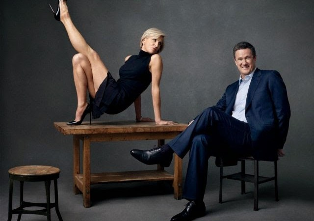 Joe And Mika To Make Relationship Public After Brzezinksi's Divorce Goes Through