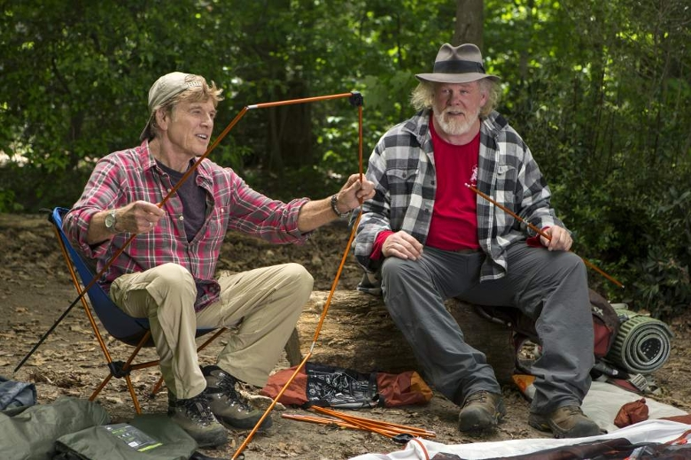 Nick Nolte Takes the Lead In 'A Walk in the Woods'