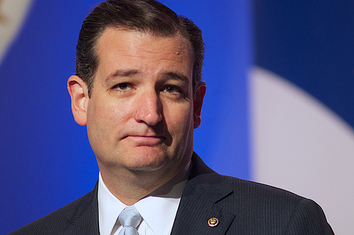 Ted Cruz Must Draft Himself To Fight In His Dream Iran War