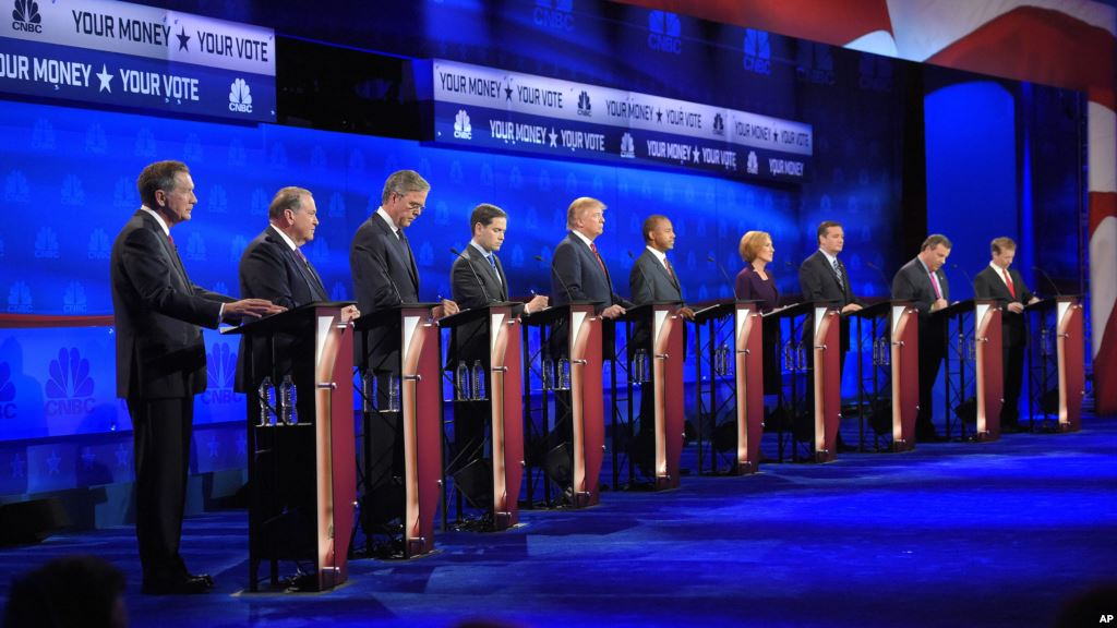 The Unasked GOP Debate Question: Will Someone, Anyone, Please Drop Out Of This Race?