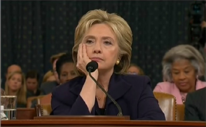The Republican Party Predictably Shoots Itself In The Dick During Hillary's Benghazi Testimony