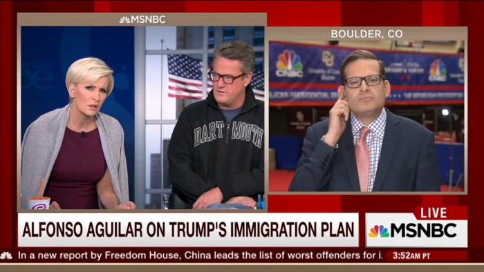 Mika Brzezinski Claims Trump Never Really Said That Most Mexican Immigrants Are Criminals