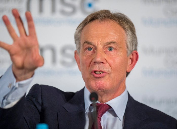 Tony Blair Admits He And George W. Bush Are Pretty Much Responsible For The Rise Of ISIS