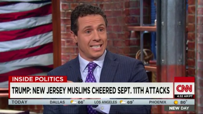 CNN's Chris Cuomo Is Completely Fed Up With Donald Trump's Constant Lying And Race Baiting