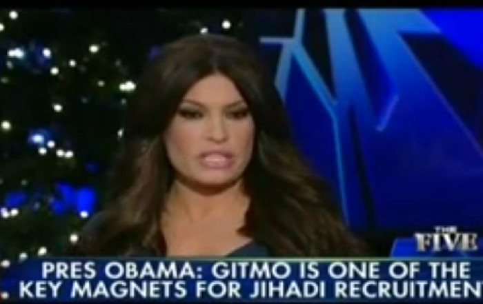 Fox's Kimberly Guilfoyle: If You Really Want To Close Gitmo, Just Kill All The Detainees