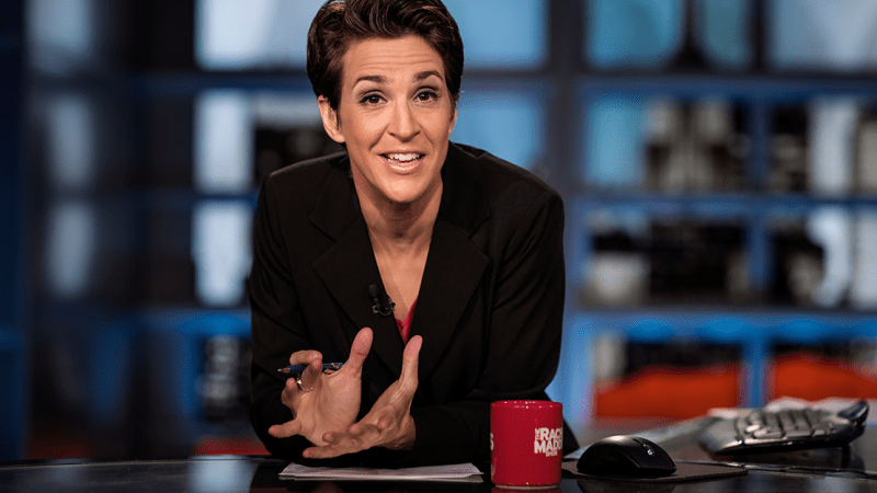 Maddow Dominates Cable News Ratings Friday, CNN Leads Day In Demo