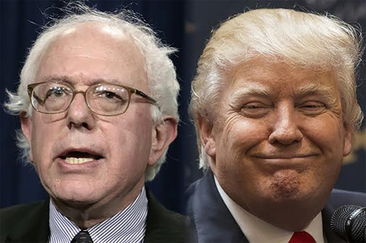 How Donald Trump And Bernie Sanders Could Lead A Constitutional Revolution