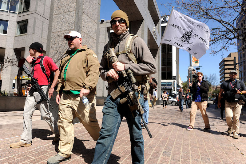 An Indisputable, Moderate, Common Sense Argument For Gun Control