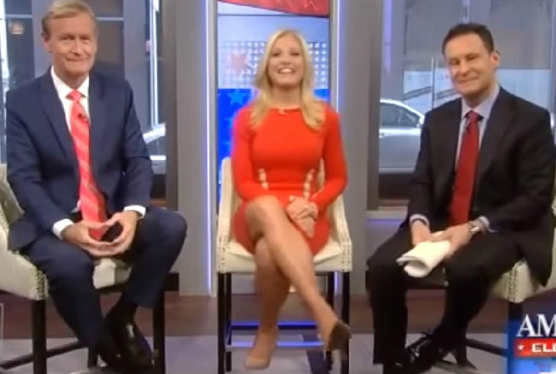 "Fox's Brian Kilmeade To Co-Host Steve Doocy: ""I Told You I Like My Meat Tight"""