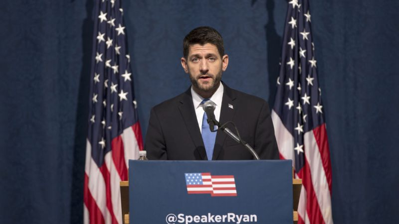 Trump Pre-Fires Speaker Ryan, Proves He's A Vengeful Dictator Wannabe