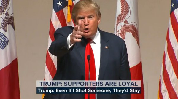 Donald Trump: I Don't Want Guns In Classrooms…But Teachers Should Be Armed