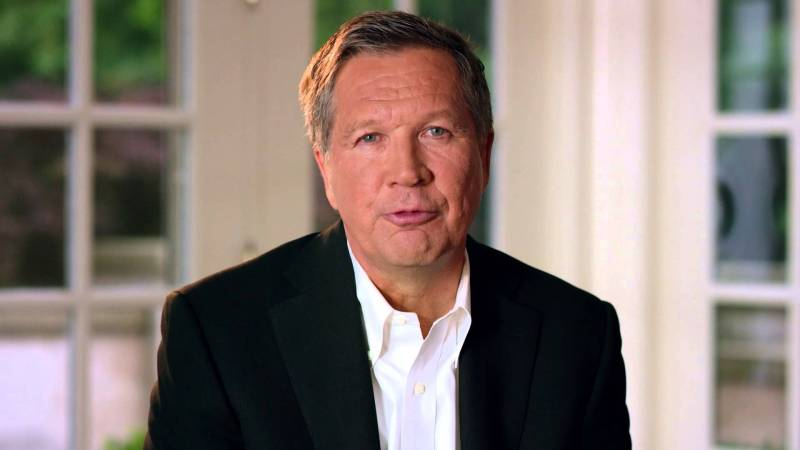 John Kasich, Who Is Considering 2020 Presidential Run, Joins CNN As Senior Political Commentator