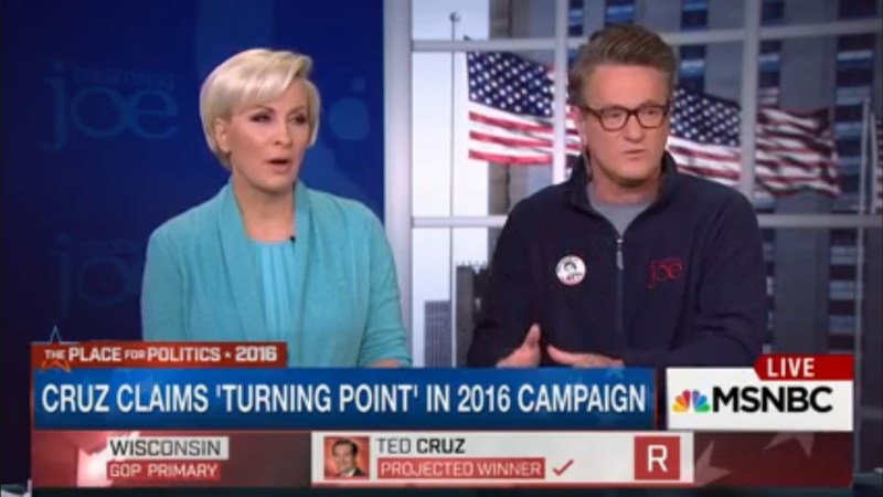 Scarborough: Voter Suppression Is Nonexistent Because Wisconsin GOP Turnout Was High