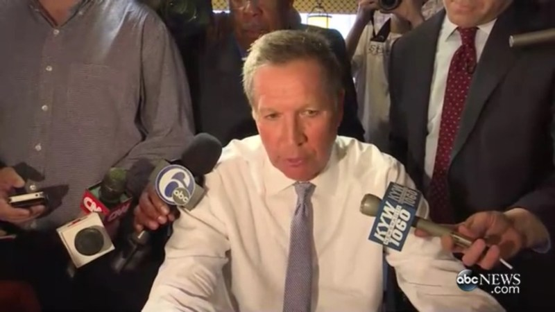John Kasich Is Already Backing Out Of His Stop Trump Alliance With Ted Cruz