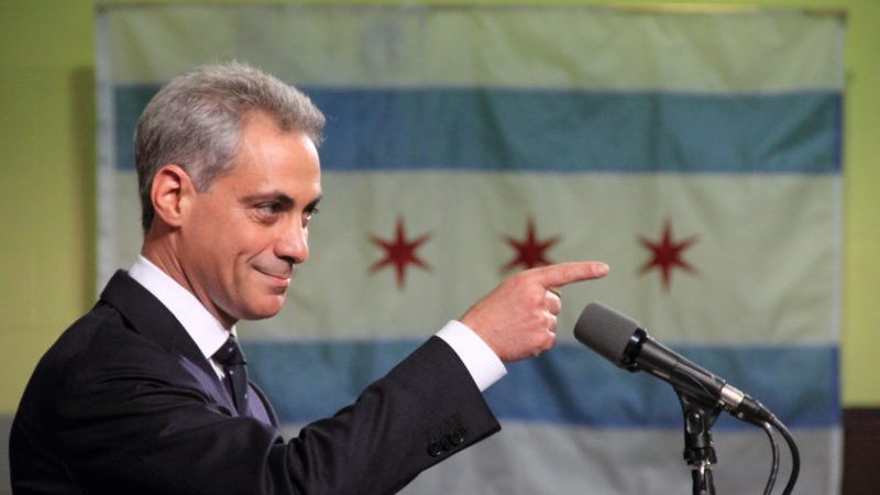 Mayor Rahm Emanuel Stubbornly Remains in Office, Still Destroying Chicago