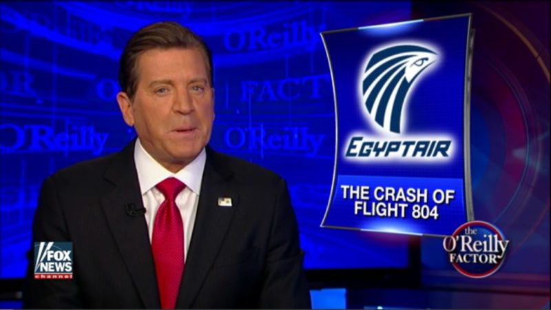"Fox News' Eric Bolling: ""I Don't Know If It Matters"" That Trump Was Wrong On EgyptAir Crash"